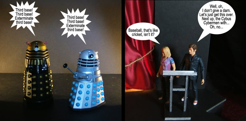 cybermen daleks quotes
